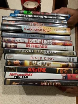 DVD and Blu-ray movies for Sale in FL, US