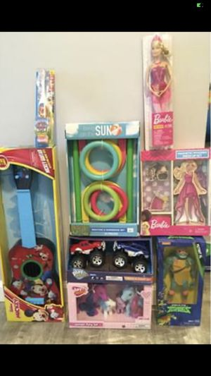 $50 kids toys bundle it's all brand new and pick up Gahanna for Sale in Columbus, OH