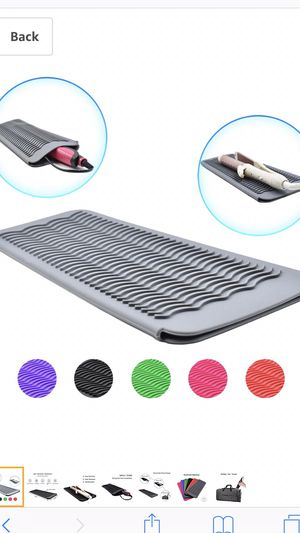 Heat resistant travel mat for Sale in White Marsh, MD