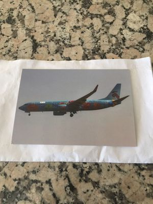 Shenzhen Airlines Aircraft postcard for Sale in Los Angeles, CA