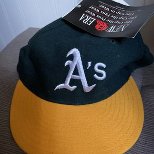Vintage Oakland A's Baseball Hat 80's New With Tag for Sale in Winter Park, FL
