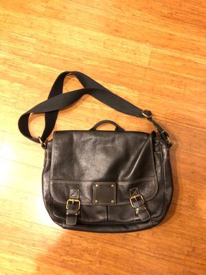 Real Leather Fossil Messenger bag for Sale in Peoria, AZ