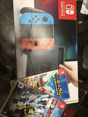 New and Used Nintendo switch for Sale in Charleston, WV