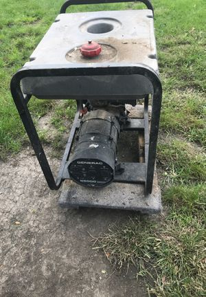 5500 W generator as is for Sale in Alsip, IL