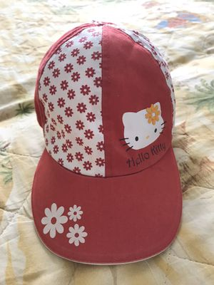 Hello Kitty Youth Adjustable Cap for Sale in Naples, FL