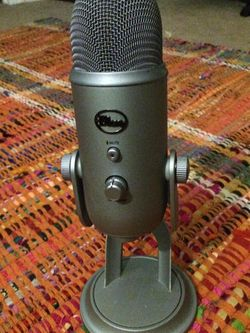Blue Yeti Microphone for Sale in Springfield,  PA