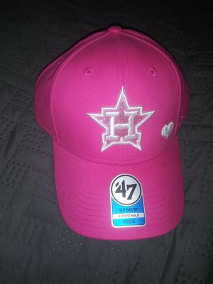 Pink astros hat brand new for Sale in Houston, TX