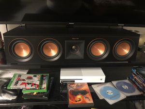 Klipsch RP-404C, RP-500M and R-51M for Sale in Mayfield Heights, OH