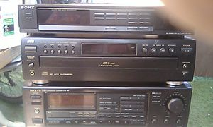 3 component home stereo system for Sale in Phoenix, AZ