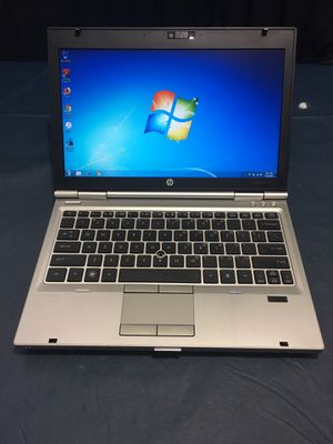 HP ELITEBOOK 2560p Intel i7 2.7 GHz 4GB RAM 128GB SSD HD Windows 7 profecinal for Sale in Philadelphia, PA