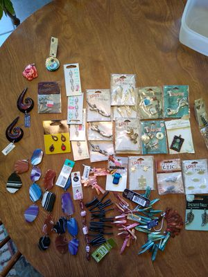 Jewelry making supplies and accessories. New for Sale in Richardson, TX