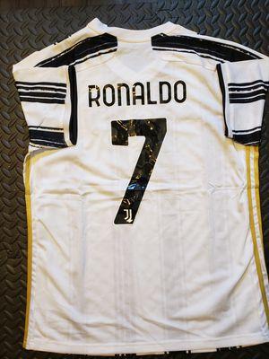 Cristiano Ronaldo - 20/21 Juventus Home Jersey L for Sale in Hoffman Estates, IL