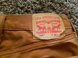 Mens Levi's for Sale in Fresno, CA