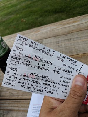 Rascal Flatts Tickets for Sale in Milford, CT