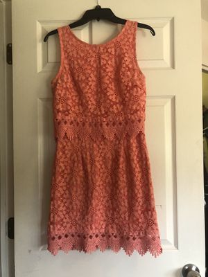 Coral Dress for Sale in St. Charles, IL