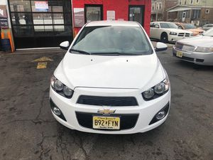 2016 Chevy sonic LTZ for Sale in Blackwood, NJ