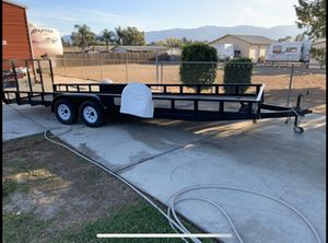 24' aztex trailer for Sale in Norco, CA