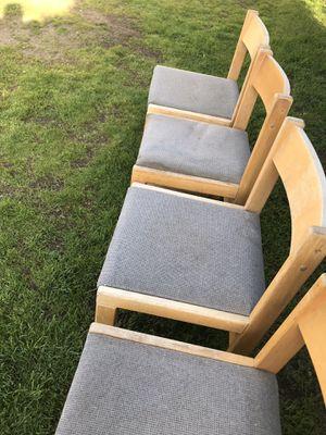 5 sillas for Sale in Chino, CA