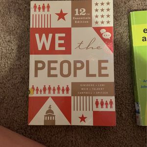 we the people 12th edition for Sale in Vancouver, WA