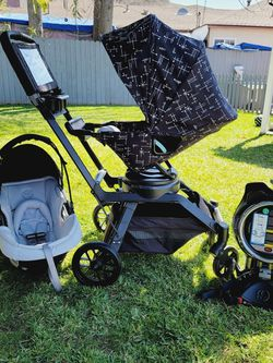 Orbit Baby Double Stroller Used Good Condition for Sale in Santa Ana,  CA