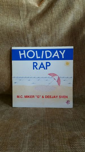 """Holiday Rap """"M.C Mike """"G"""" & Deejay Sven for Sale in San Diego, CA"""