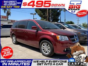2018 Dodge Grand Caravan for Sale in Fontana, CA