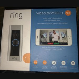 Ring doorbell for Sale in Houston, TX