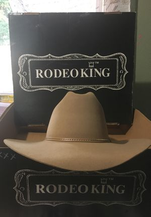 Rodeo King Cowboy Hat for Sale in Beaverton, OR