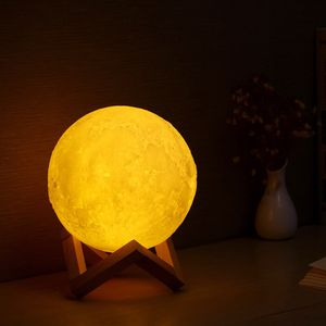 LED moon lamp for Sale in Brooklyn, NY