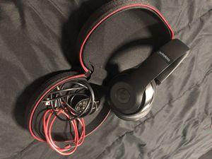Beats by Dre studio 3 headphones (black) for Sale in Garden Grove, CA