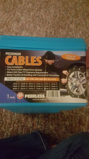 Passenger cables for Sale in Chippewa Falls, WI