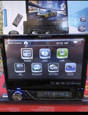 Sound Stream Flip Up Stereo for Sale in Lincoln, NE