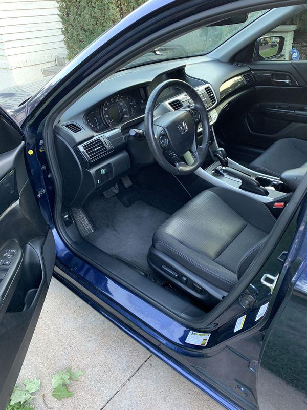 2014 Honda Accord Sport 4D