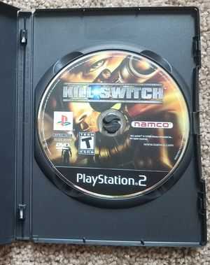 Kill switch ps2 game for Sale in Tuscola, TX