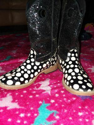 Blazin Roxx boots girls sz 1 for Sale in Yakima, WA