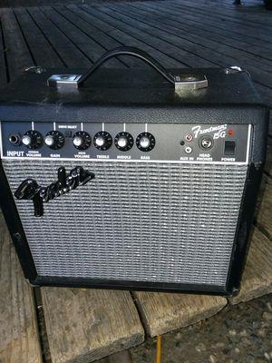 Fender frontman 15g for Sale in Pittsburg, CA