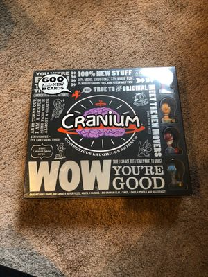 Cranium wow board game new for Sale in Seattle, WA