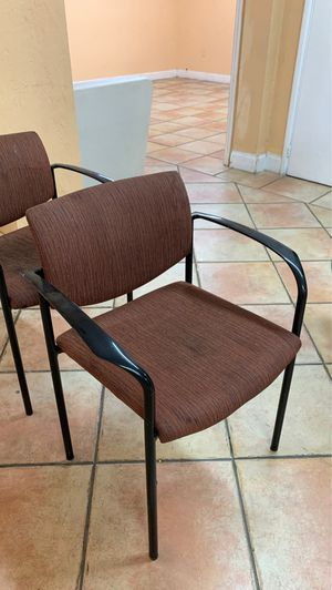 Office chairs (set of 12) for Sale in Miami, FL
