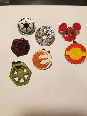 Disney Star Wars Emblems for Sale in undefined