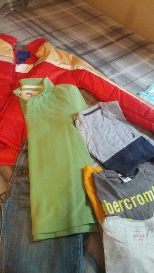 Ropa para niño tallas 12/14 //M for Sale in Lodi, CA