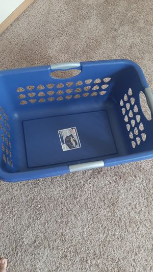 Laundry basket new for Sale in Bloomington, IL