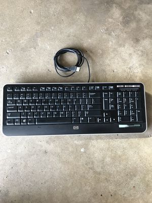 Hp computers keyboard for Sale in Anaheim, CA