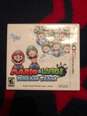 Mario & Luigi Dream Team for Sale in Los Angeles, CA