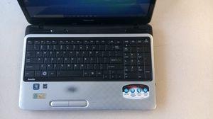 Gray Toshiba Laptop Quad for Sale in Orlando, FL