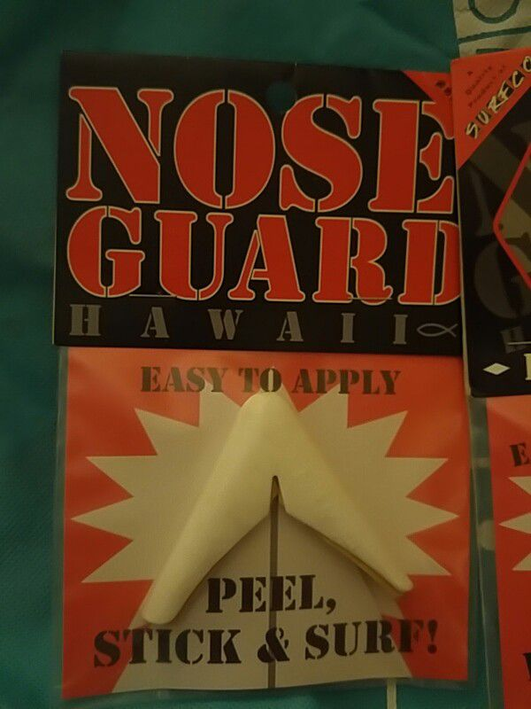 Surfboard Nose Guard