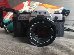 Canon AE-1 Film Camera for Sale in New Orleans, LA