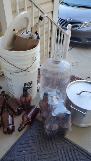 Free Homebrewing kit for Sale in Midlothian, VA