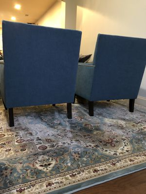 Kendall Fabric Accent Chairs for Sale in Smyrna, GA