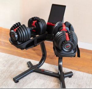 Bowflex Selecttech Dumbbells brand New for Sale in Hanover, MD