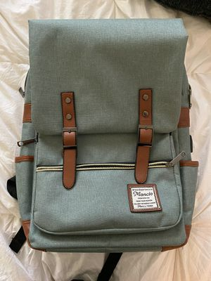 MacBook Laptop backpack with USB connector for Sale in Austin, TX